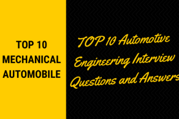 Interview Questions And Answers Archives Mechanical Design Skill